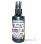 Farba w spray'u MIX MEDIA 60 ml  metaliczny srebrny