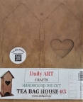 Herbaciarka tea bag house #3 HDF