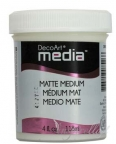 Decoart Media -  Matte Medium 118ml