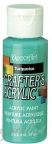 Farba akrylowa Crafter's Acrylic - Turquoise  - 59 ml